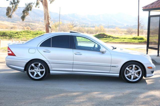 2007 Mercedes-Benz C230 2.5L Sport Santa Clarita, CA 11