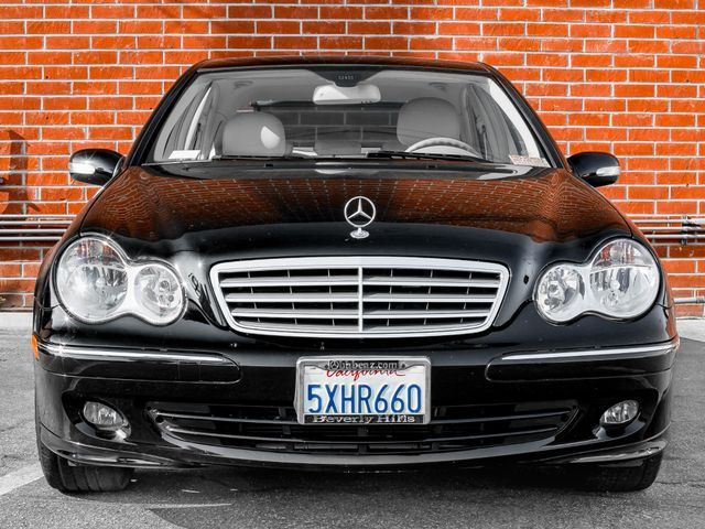 2007 Mercedes-Benz C280 3.0L Luxury Burbank, CA 2