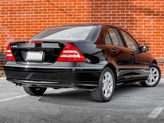 2007 Mercedes-Benz C280 3.0L Luxury Burbank, CA 6