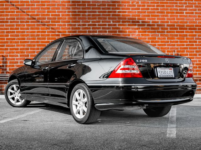 2007 Mercedes-Benz C280 3.0L Luxury Burbank, CA 7