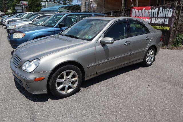 2007 Mercedes-Benz C280 3.0L Luxury