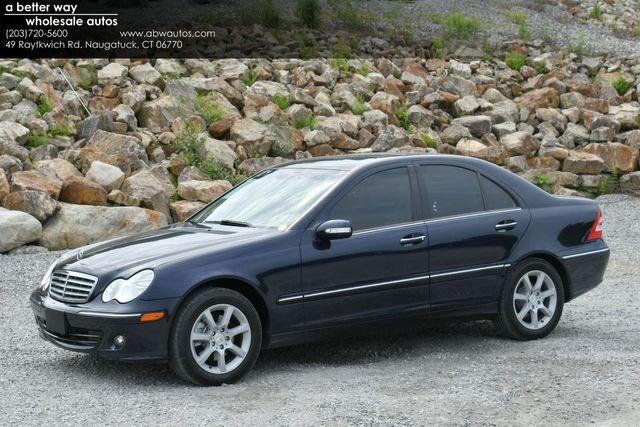 2007 Mercedes-Benz C280 3.0L Luxury Naugatuck, Connecticut