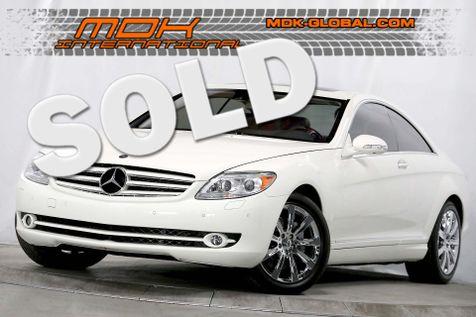 2007 Mercedes-Benz CL550 5.5L V8 - Premium 2 pkg - KeylessGO - 26K miles in Los Angeles