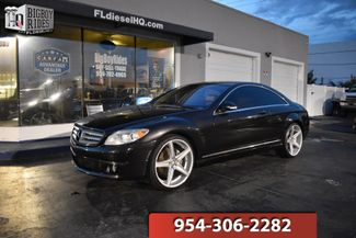 2007 Mercedes-Benz CL550 BRABUS Launch Edition in FORT LAUDERDALE FL, 33309