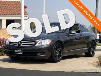 2007 Mercedes-Benz CL550 5.5L V8   San Luis Obispo, CA   Auto Park Sales & Service in San Luis Obispo CA