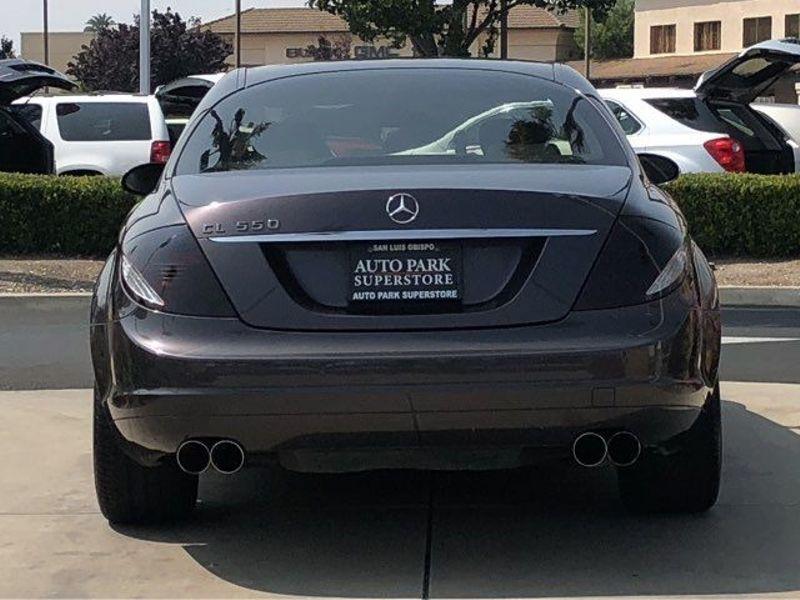 2007 Mercedes Benz Cl550 5 5l V8 San Luis Obispo Ca Auto