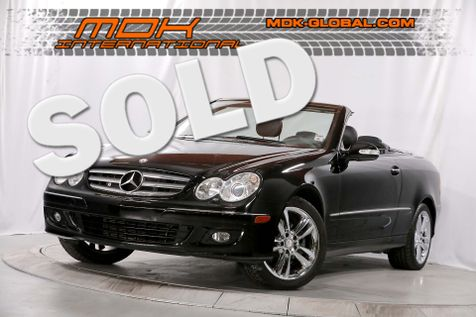 2007 Mercedes-Benz CLK350 - Premium 1 pkg - Only 56K miles in Los Angeles