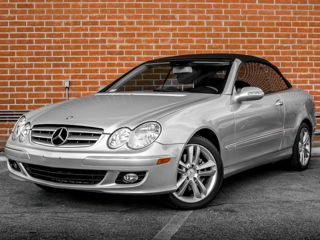 2007 Mercedes-Benz CLK350 3.5L Burbank, CA 1