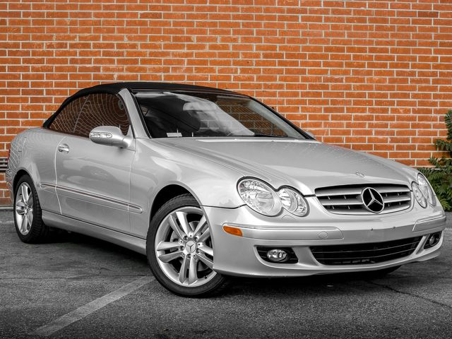 2007 Mercedes-Benz CLK350 3.5L Burbank, CA 2