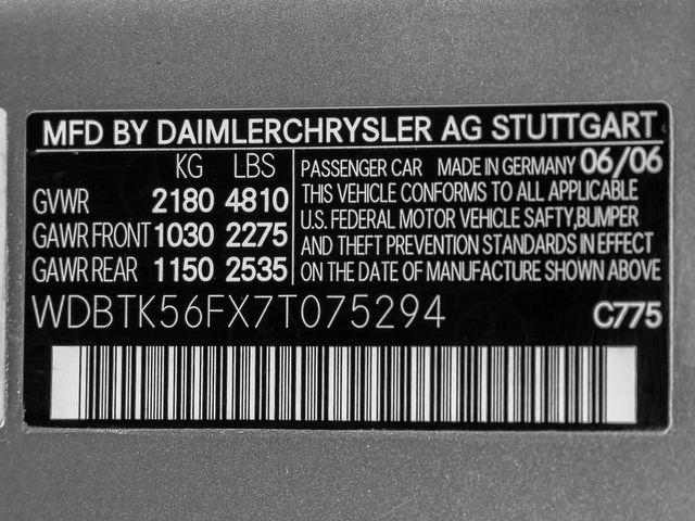 2007 Mercedes-Benz CLK350 3.5L Burbank, CA 28