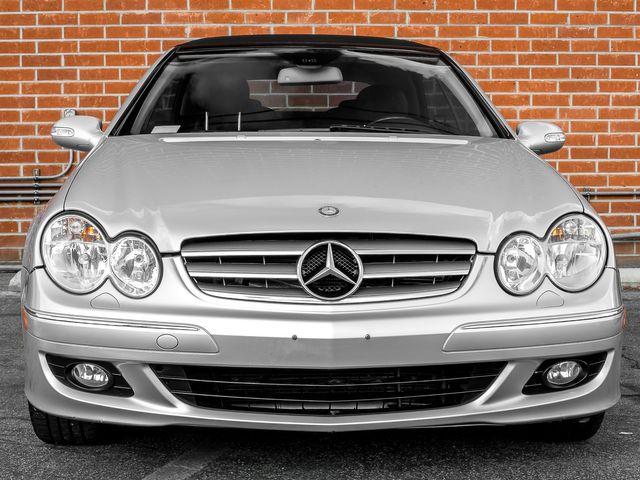 2007 Mercedes-Benz CLK350 3.5L Burbank, CA 3