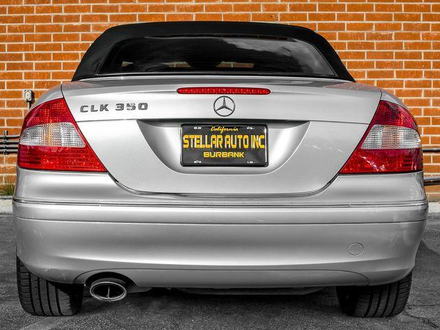 2007 Mercedes-Benz CLK350 3.5L Burbank, CA 4