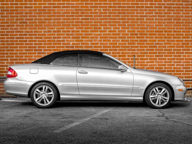 2007 Mercedes-Benz CLK350 3.5L Burbank, CA 5