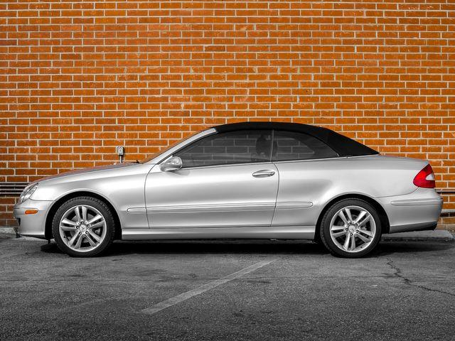 2007 Mercedes-Benz CLK350 3.5L Burbank, CA 6