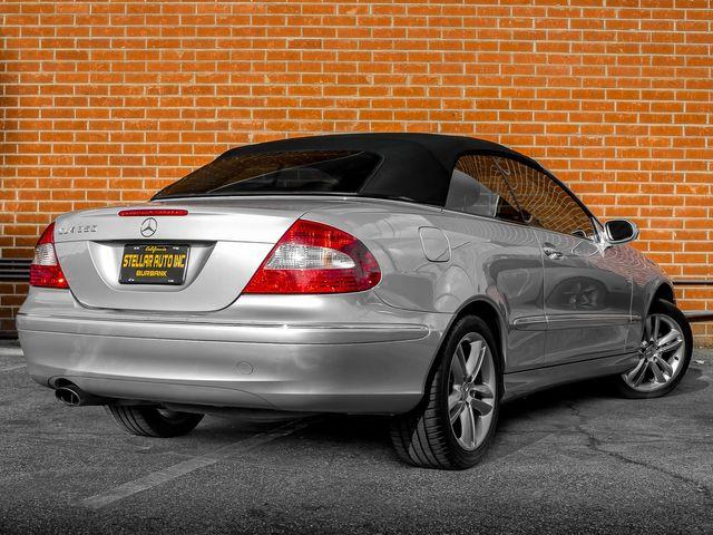 2007 Mercedes-Benz CLK350 3.5L Burbank, CA 7