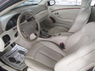 2007 Mercedes-Benz CLK350 3.5L Gardena, California 2