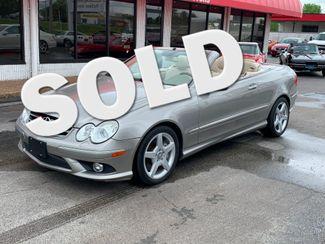 2007 Mercedes-Benz CLK550 in St. Charles, Missouri