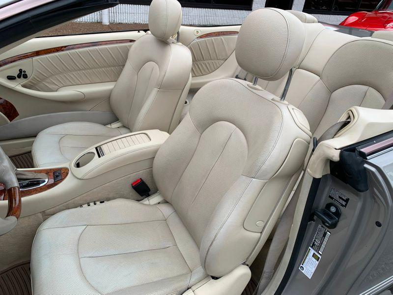 2007 Mercedes-Benz CLK550 Convertible  St Charles Missouri  Schroeder Motors  in St. Charles, Missouri