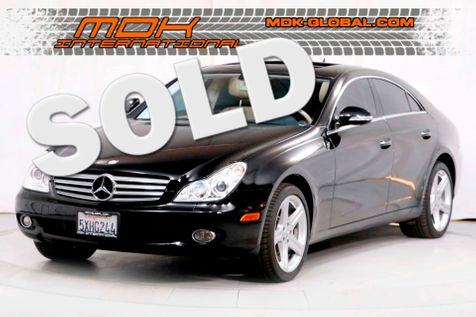 2007 Mercedes-Benz CLS550  in Los Angeles