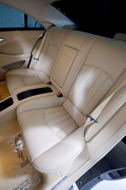 2007 Mercedes-Benz CLS550   city California  MDK International  in Los Angeles, California