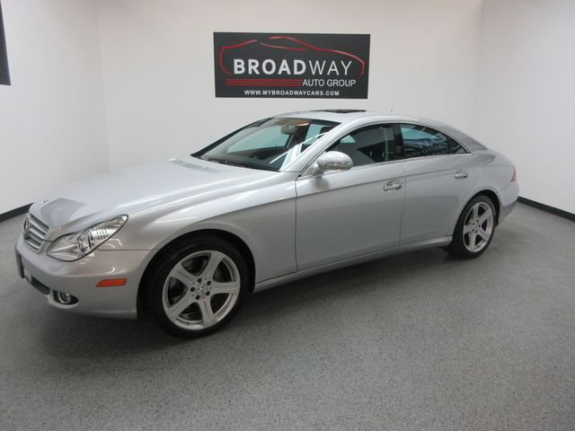 2007 Mercedes-Benz CLS550 5.5L Farmers Branch, TX
