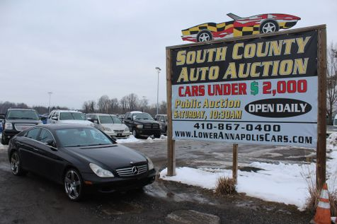 2007 Mercedes-Benz CLS550 5.5L in Harwood, MD