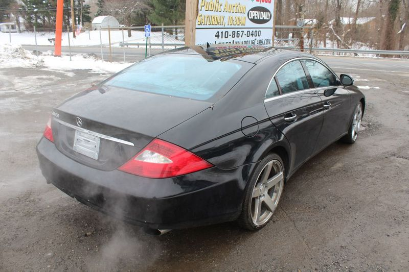 2007 Mercedes-Benz CLS550 55L  city MD  South County Public Auto Auction  in Harwood, MD