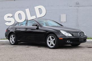 2007 Mercedes-Benz CLS550 5.5L Hollywood, Florida