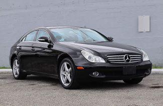 2007 Mercedes-Benz CLS550 5.5L Hollywood, Florida 1