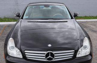 2007 Mercedes-Benz CLS550 5.5L Hollywood, Florida 44
