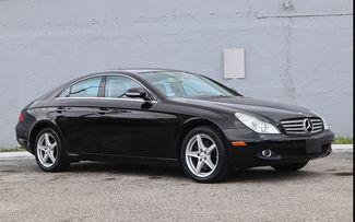 2007 Mercedes-Benz CLS550 5.5L Hollywood, Florida 13