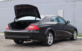 2007 Mercedes-Benz CLS550 5.5L Hollywood, Florida 40