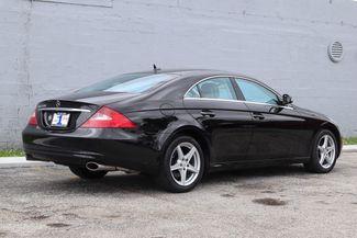 2007 Mercedes-Benz CLS550 5.5L Hollywood, Florida 4