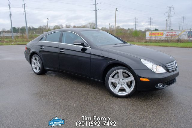 2007 Mercedes-Benz CLS550 5.5L | Memphis, Tennessee | Tim Pomp - The Auto Broker in  Tennessee