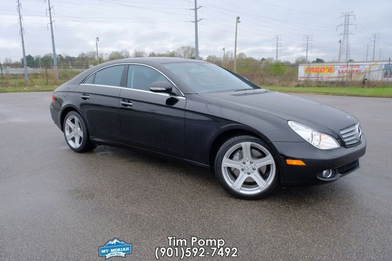 2007 Mercedes-Benz CLS550 5.5L | Memphis, Tennessee | Tim Pomp - The Auto Broker in Memphis Tennessee
