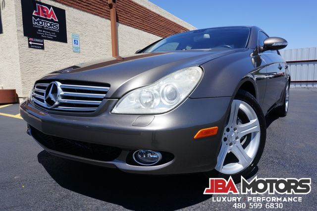 2007 Mercedes-Benz CLS550 CLS Class 550 Sedan P2 Pkg Keyless GO Cooled Seats