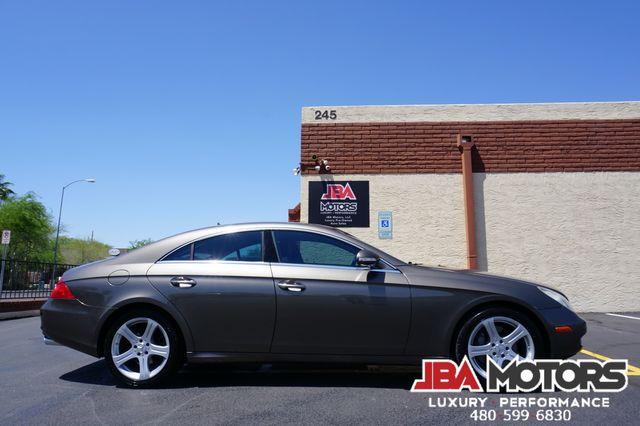 2007 Mercedes-Benz CLS550 CLS Class 550 Sedan P2 Pkg Keyless GO Cooled Seats in Mesa, AZ 85202