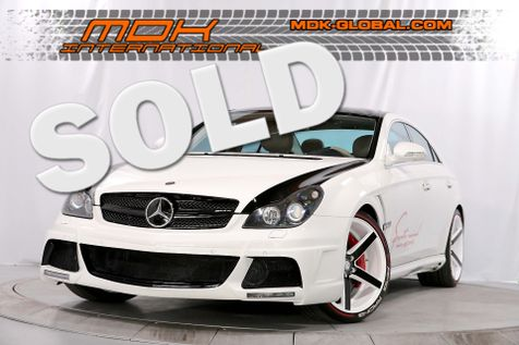 2007 Mercedes-Benz CLS63 6.3L AMG - ALL CUSTOM! in Los Angeles