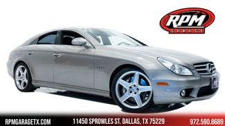 2007 Mercedes-Benz CLS63 6.3L AMG in Dallas, TX 75229