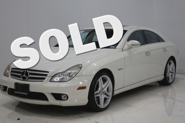 2007 Mercedes-Benz CLS63 6.3L AMG Houston, Texas 0