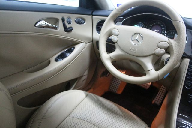 2007 Mercedes-Benz CLS63 6.3L AMG Houston, Texas 17