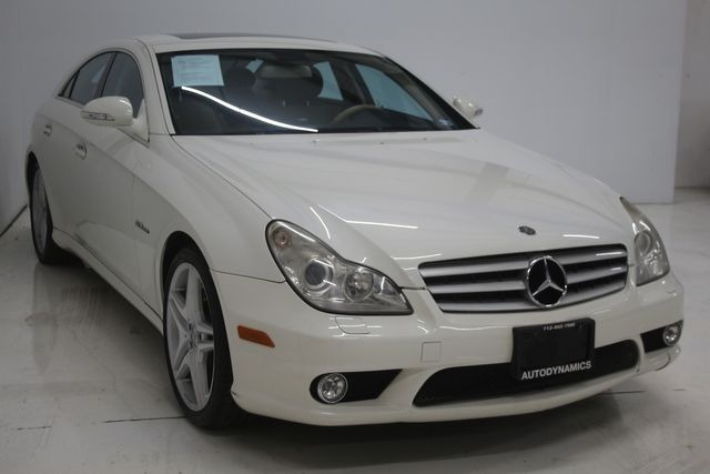 2007 Mercedes-Benz CLS63 6.3L AMG Houston, Texas 3