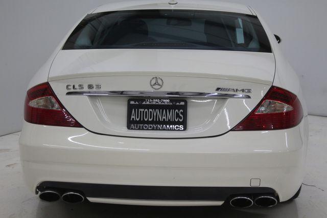2007 Mercedes-Benz CLS63 6.3L AMG Houston, Texas 6