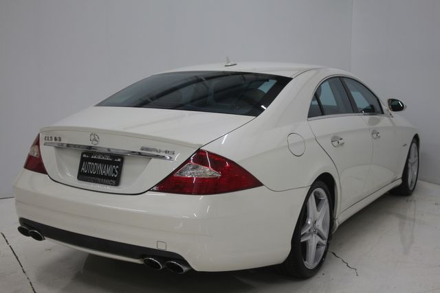 2007 Mercedes-Benz CLS63 6.3L AMG Houston, Texas 7