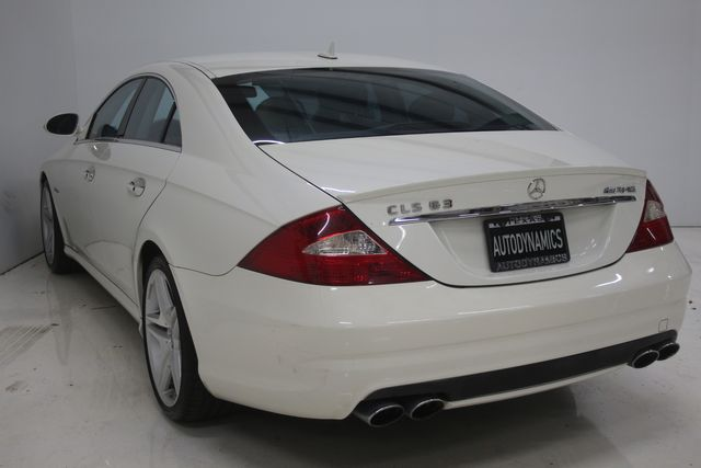 2007 Mercedes-Benz CLS63 6.3L AMG Houston, Texas 8