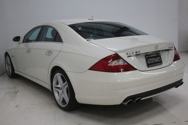 2007 Mercedes-Benz CLS63 6.3L AMG Houston, Texas 9