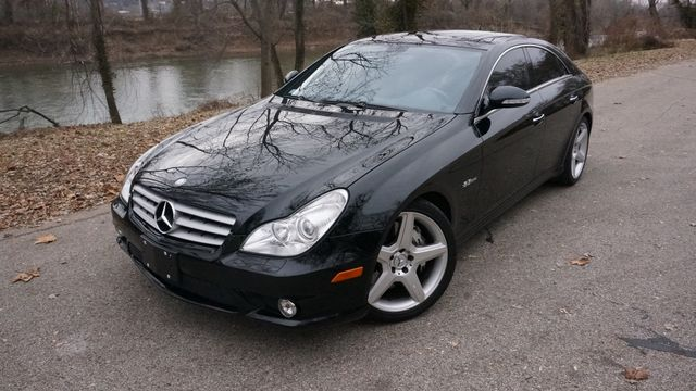2007 Mercedes-Benz CLS63 6.3L AMG Valley Park, Missouri 1
