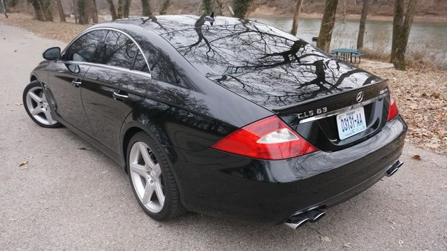 2007 Mercedes-Benz CLS63 6.3L AMG Valley Park, Missouri 3