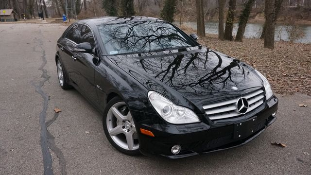 2007 Mercedes-Benz CLS63 6.3L AMG Valley Park, Missouri 6
