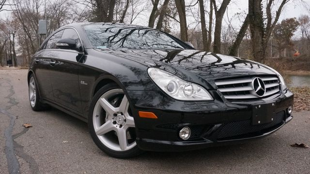 2007 Mercedes-Benz CLS63 6.3L AMG Valley Park, Missouri 5